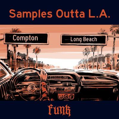 PR002_Samples Outta L A - Funk