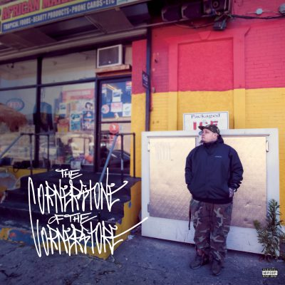 Vinnie Paz Cornerstone