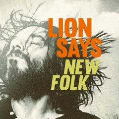 lion says