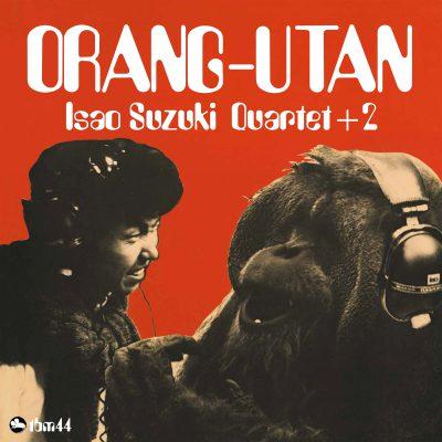 ISAO SUZUKI QUARTET +2_LTJC-003