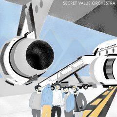 SECRET VALUE ORCHESTRA - LIVE IN HOUSTON